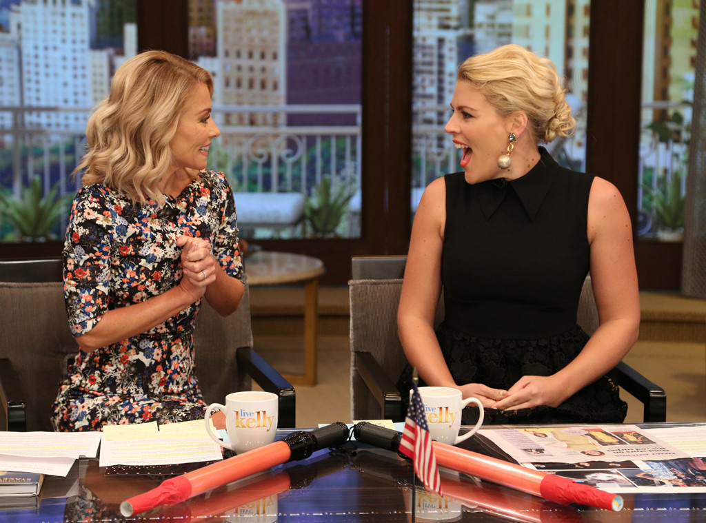 Live with Kelly, Kelly Ripa, Busy Philipps